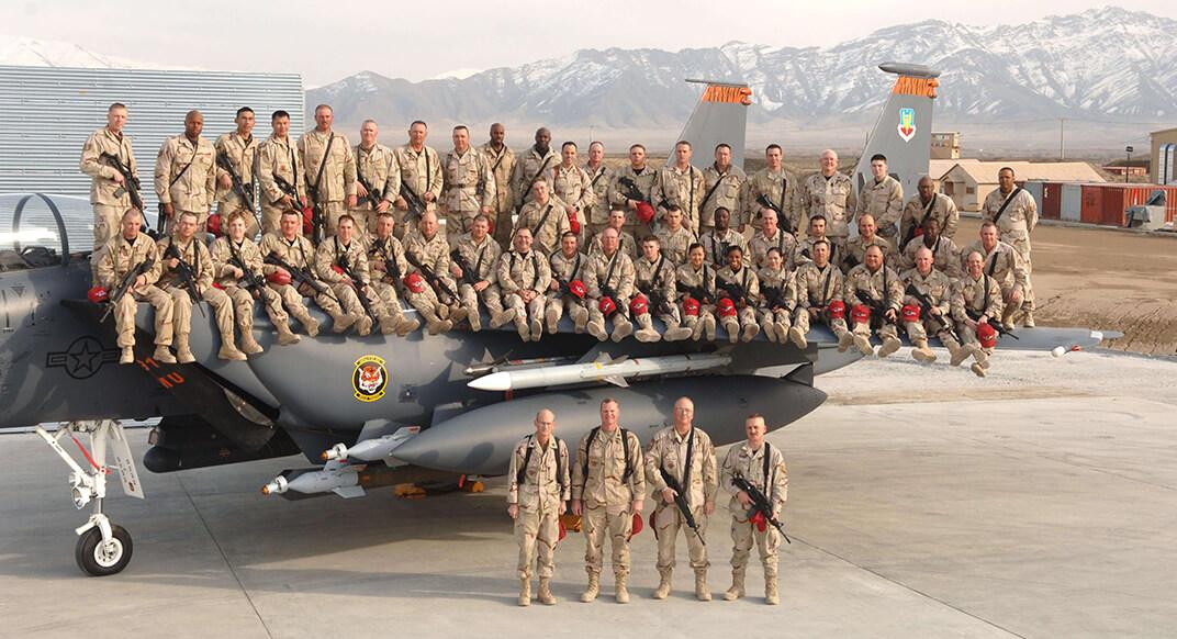 Bagram, Afghanistan - 2006