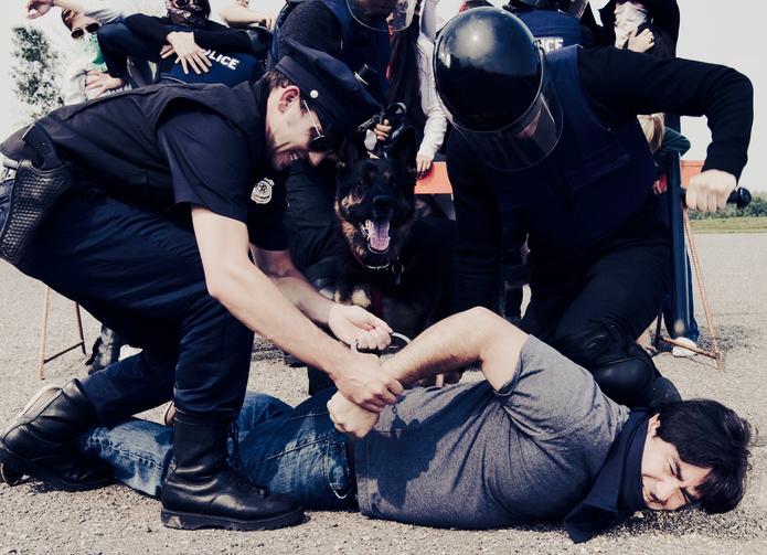 Resisting Arrest in Gainesville